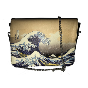 Merinda Art Line Woman Shoulder Bag