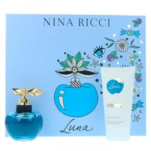 Nina Ricci Les Belles De Nina Luna Eau De Toilette Spray 50ml Set 2 Parti 2019