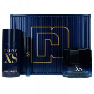 Paco Rabanne Pure XS Eau De Toilette Spray 50ml Set 3 Parti 2019