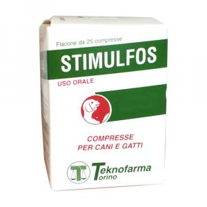 STIMULFOS 25 cpr - ricostituente