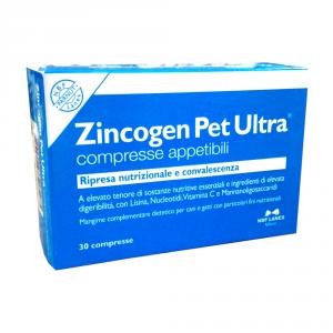 ZINCOGEN PET ULTRA 30 compresse