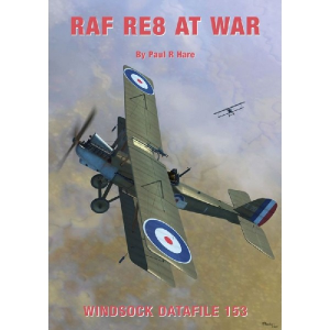 RAF RE8 AT WAR