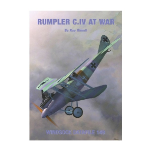 RUMPLER C.IV AT WAR