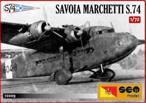 Savoia Marchetti S.74 Regia Aeronautica