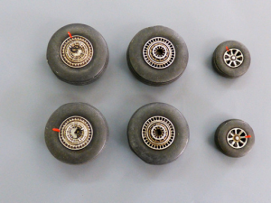 Wheels for L749 Constelation