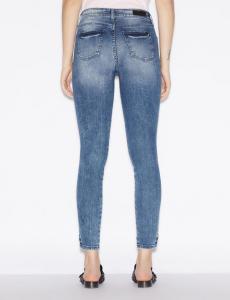 Jeans donna ARMANI EXCHANGE 5 tasche super skinny
