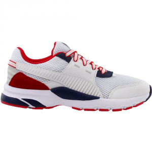 Sneakers Future Runner Premium Puma White-Peacoat-Red 369502 03
