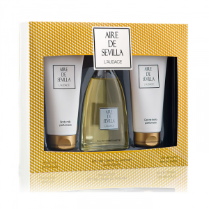 Aire De Sevilla L'Audace Eau De Toilette Spray 150ml Set 3 Parti 2019