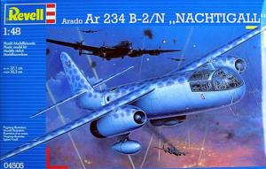 ARADO AR 234 B-2/N NACHTIGALL