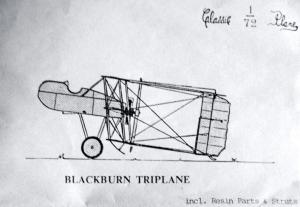 BLACKBURN TRIPLANE
