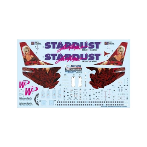 Boeing 737-300 WESTERN PACIFIC AIRLINES STARDUST