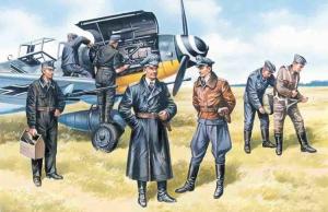 GERMAN LUFTWAFFE PILOTS &