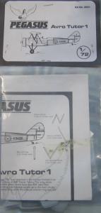 PEGASUS AVRO TUTOR 1