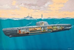 U-BOOT XXI U 2540