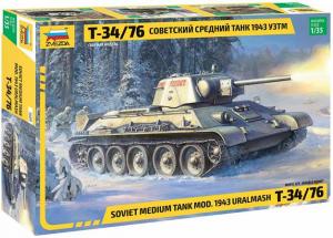 URALMASH T-34/76
