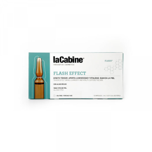 La Cabine Ampolle Flash Effect 10x2ml