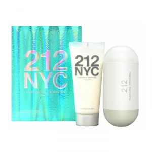 Carolina Herrera 212 Eau De Toilette Spray 100ml Set 2 Parti 2019