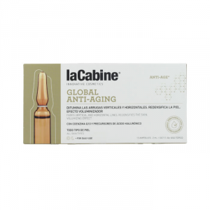 La Cabine Ampolle Global Anti-Aging 10x2ml