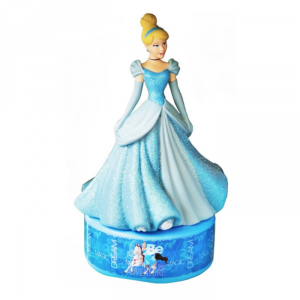Disney 3D Cinderella Shower Gel 300ml