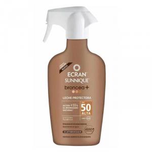 Ecran Sunnique Broncea+ Lotion Spf50 Spray 300ml