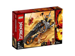 LEGO NINJAGO LA MOTO DA CROSS DI COLE 70672