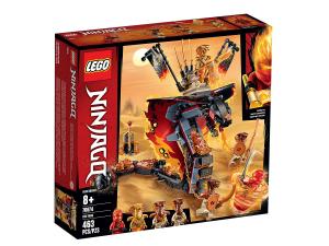 LEGO KINJAGO ZANNA DI FUOCO 70674