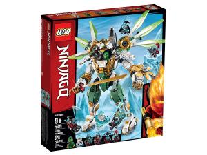 LEGO NINJAGO IL MECH TITANO DI LLOYD 70676