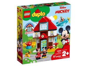 LEGO DUPLO LA CASA DELLE VACANZE DI TOPOLINO 10889