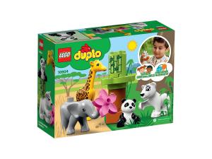 LEGO DUPLO CUCCIOLI DELLA SAVANA 10904