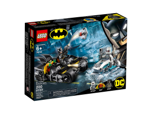 LEGO SUPER HEROES BATTAGLIA SUL BAT-CICLO CON MR. FREEZE 76118