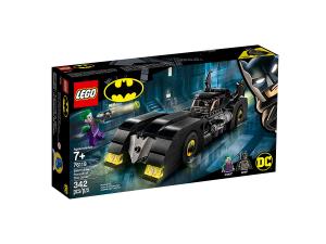 LEGO SUPER HEROES BATMOBILE: INSEGUIMENTO DI JOKER 76119