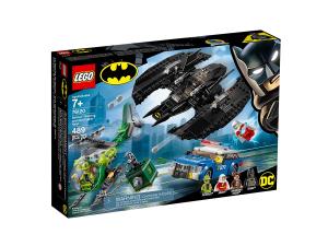 LEGO SUPER HEROES BAT-AEREO DI BATMAN E LA RAPINA DELL'ENIGMISTA 76120