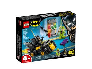 LEGO SUPER HEROES BATMAN E LA RAPINA DELL'ENIGMISTA 76137