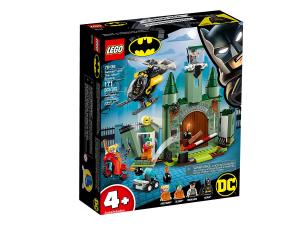 LEGO SUPER HEROES BATMAN E LA FUGA DI JOKER 76138