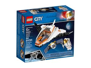 LEGO CITY MISSIONE DI RIPARAZIONE SATELLITARE 60224