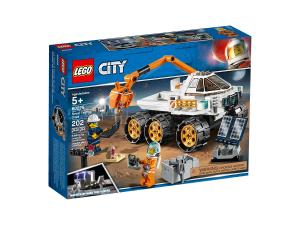 LEGO CITY PROVA DI GUIDA DEL ROVER 60225
