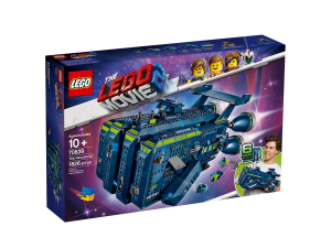 LEGO MOVIE IL REXCELSIOR! 70839