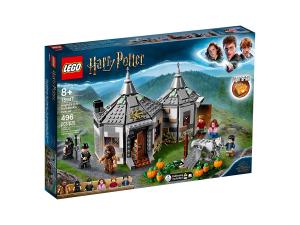 LEGO HARRY POTTER LA CAPANNA DI HAGRID: IL SALVATAGGIO DI FIEROBECCO 75947