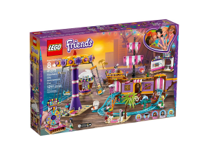 LEGO FRIENDS IL MOLO DEI DIVERTIMENTI DI HEATRLAKE CITY 41375