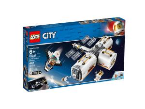 LEGO CITY STAZIONE SPAZIALE LUNARE 60227