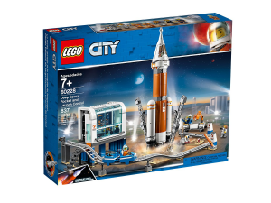LEGO CITY RAZZO SPAZIALE E CENTRO DI CONTROLLO 60228