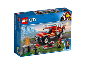 LEGO CITY FUORISTRADA DEI VIGILI DEL FUOCO 60231