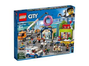LEGO CITY INAUGURAZIONE DELLA CIAMBELLA 60233