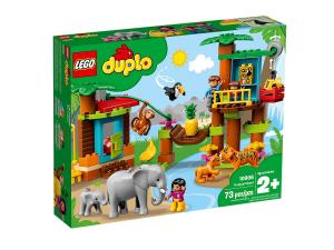 LEGO DUPLO ISOLA TROPICALE 10906