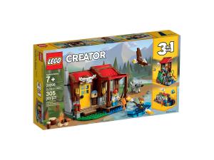 LEGO CREATOR AVVENTURE ALL'APERTO 31098