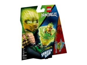 LEGO NINJAGO SLAM SPINJITZU - LLOYD 70681