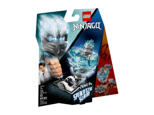 LEGO NINJAGO SLAM SPINJITZU - ZANE 70683