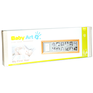 Kit primo anno naturale Baby art