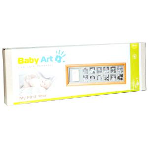 Kit primo anno naturale Baby art