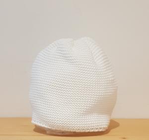 Cappello basico bianco